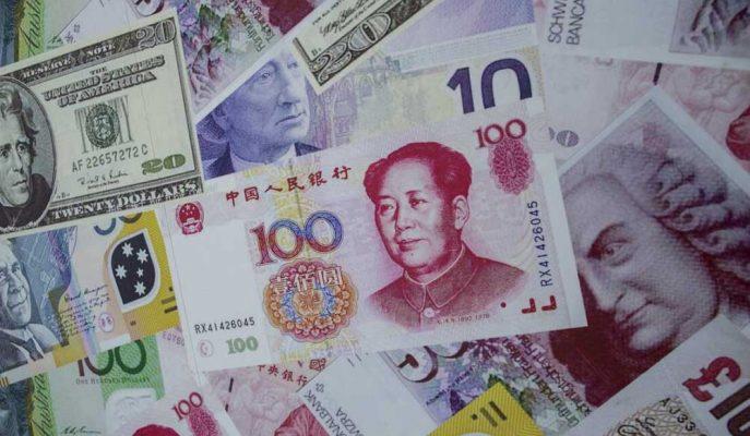 Çin, ABD Dolarına Bağımlılığını Azaltmak için Döviz Rezervlerini Çeşitlendiriyor