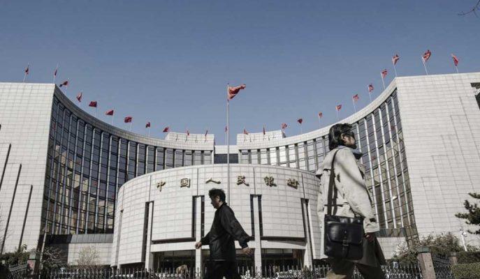 Çin Beklenmedik Şekilde Bankacılık Sistemine Nakit Enjekte Etti