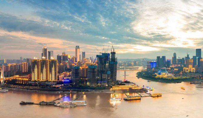 Çin İthalatı ve İhracatı Ekim Ayında Beklenenden Az Düştü