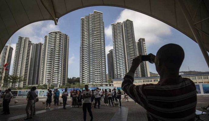 Çin'in Konut Fiyat Artışı Ekim'de Daha Yavaş Büyüme Gördü