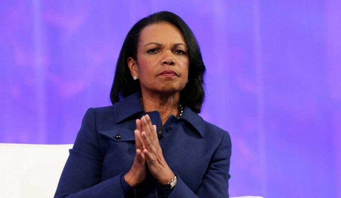 Condoleezza Rice: Uluslararası Sistem Tehlikeli ve Kaotik