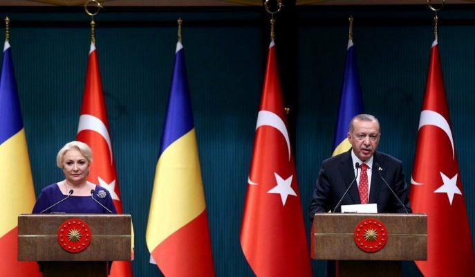 Cumhurbaşkanı Erdoğan'ın İsteği Doğrultusunda Türkiye-Romanya Arasındaki Ticari Hacim Büyütülüyor!
