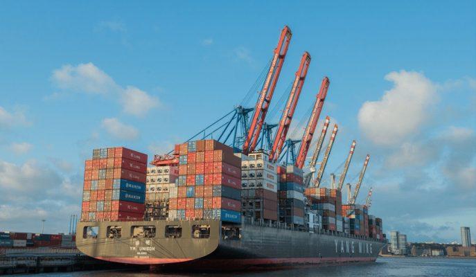 Dış Ticaret Haddi Eylül'de 2 Puan Artarak 103,6'ya Yükseldi