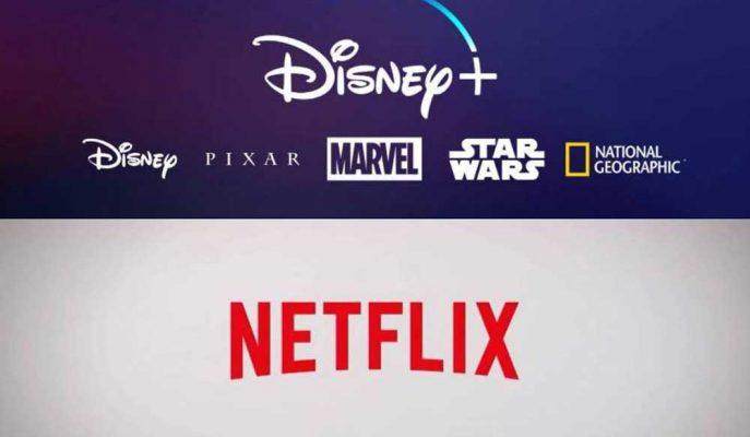 Disney+'ın Gelecekte Netflix'e Ciddi Rakip Olabileceği Düşünülüyor