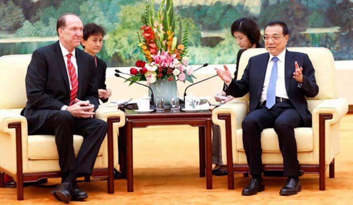 Dünya Bankası Başkanı: Çin'in Hayati Ekonomik Reformlara İhtiyacı Var