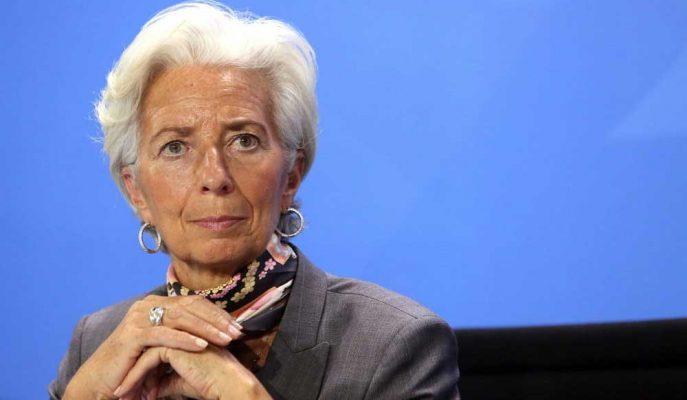 ECB Başkanı Lagarde Dünya Ekonomisinde Yeni Bir Düzenden Bahsetti