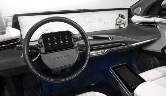Otomotivin 3. Savaşı Araç İçi Dokunmatik Ekran Boyutları!
