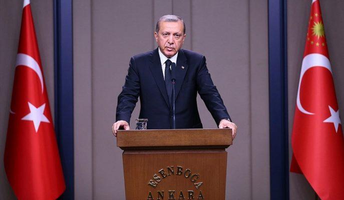 Erdoğan ABD Ziyareti Öncesinde Görüşmeye Dair Pozitif Mesajlar Verdi