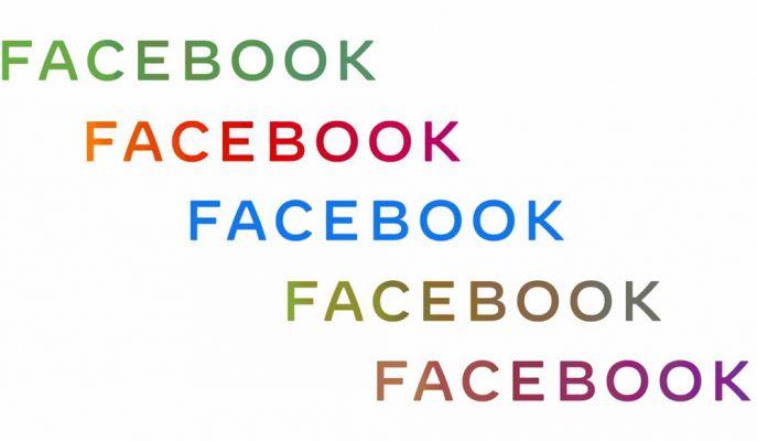 Facebook'un Yeni Kurumsal Logosu Sade Görünümü ile Dikkat Çekiyor