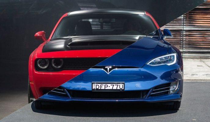 Fiat-Chrysler Tesla'dan Elektrikli Araç Platformu Alabilir!