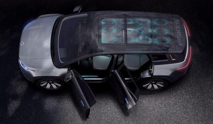 Fisker'ın Tesla Model Y Rakibi Ocean SUV için Rezervasyonları Açtı!