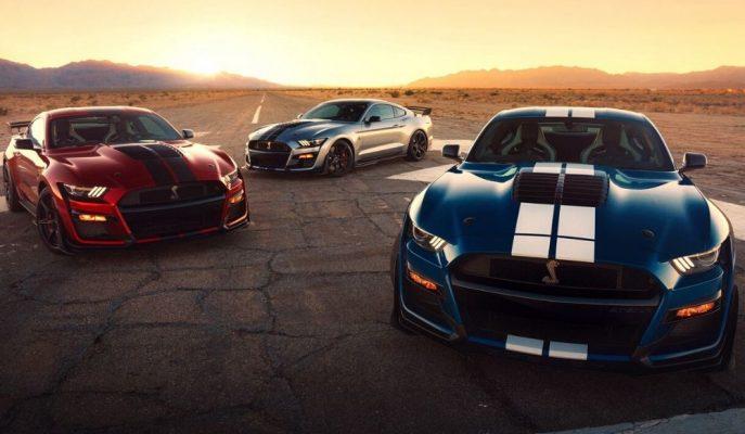 Avustralya'nın Çok İstediği Mustang Shelby GT500'ün Gidişi Ucuz Olmayacak!