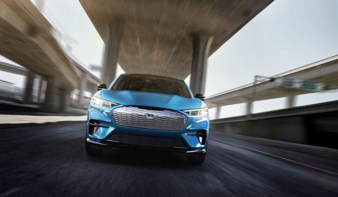 Ford'un İlk EV SUV'U Mustang Mach-E'nin Üretim Yeri Sıkıntı Yaratabilir!