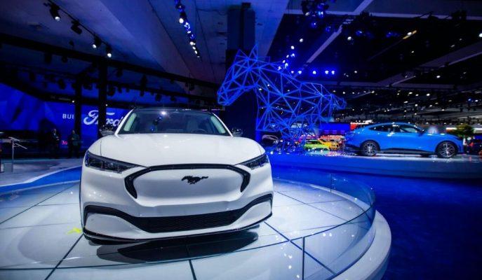 Ford Mustang Mach-E Satış Patlaması Yaşıyor Ancak Bir Sorun Var!