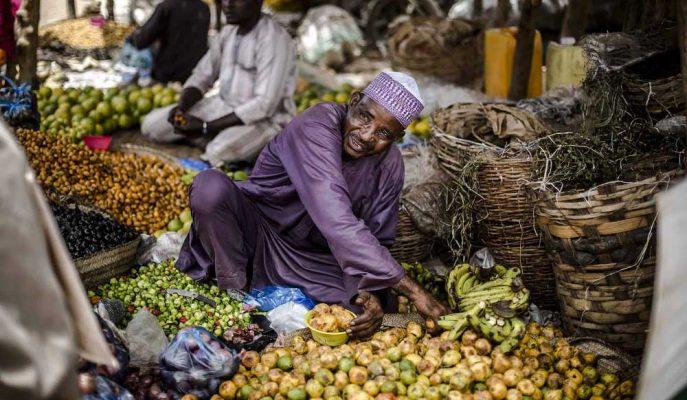 Gıda Fiyatları, Nijerya Enflasyonunu 17 Ayın En Yüksek Seviyesine Çıkardı
