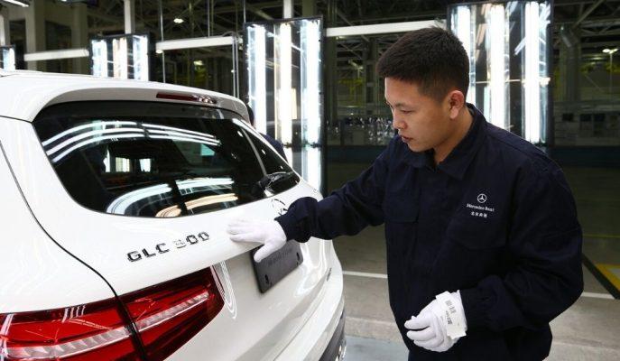 Global Araç Satışları Çin'e Bağlı Olarak 2008 Yılından Beri En Dik Düşüşünü Yaşadı!