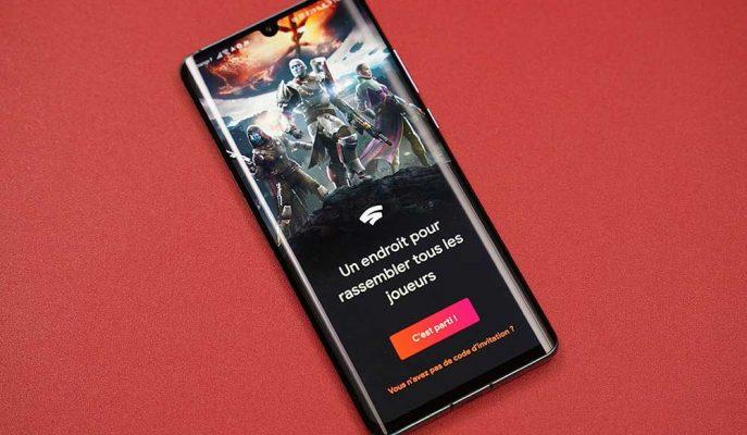Google'ın Bulut Oyun Servisi Stadia Android Mağazasında Yayınlandı