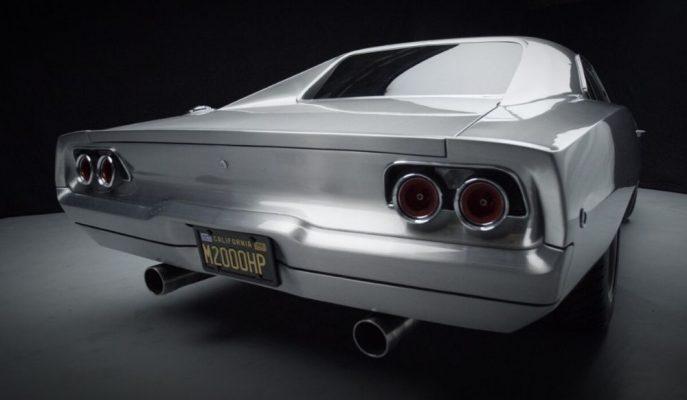 Vin Diesel'in Hızlı ve Öfkeli 7'de Sürdüğü Dodge Charger Maximus Satılıyor!
