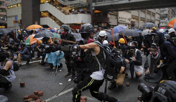 Hong Kong Küresel Finansal Krizden Bu Yana İlk Yıllık Resesyonunu Bekliyor