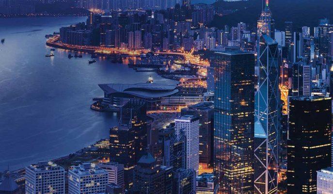 Hong Kong Resesyona Girse de Bankaların Kârlılıkları Gösterilerden Etkilenmedi