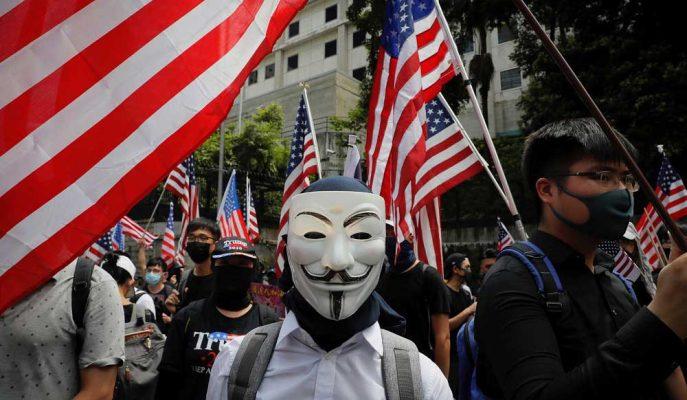 Hong Kong'daki ABD Yasaları Gerginliği Artırırken, Wall Street Gelişmelere Odaklandı