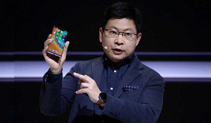 Huawei CEO'su Mate 30'un Dünya Genelinde Ulaştığı Satış Oranını Açıkladı
