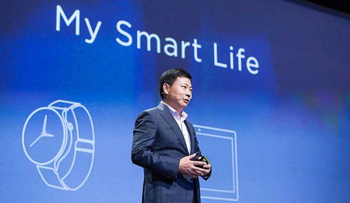 Huawei CEO'su Yaptırımlar Nedeniyle Dünyanın Bir Numarası Olmadıklarını Söyledi