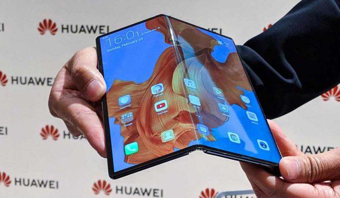 Huawei'nin Katlanabilir Telefonu Mate X'in Çıkışı Tekrar Ertelenebilir