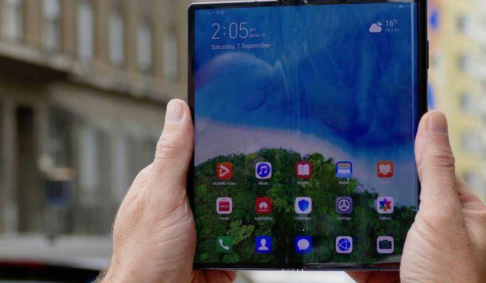 Huawei Katlanabilir Telefonu Mate X'e Stok Yetiştiremiyor