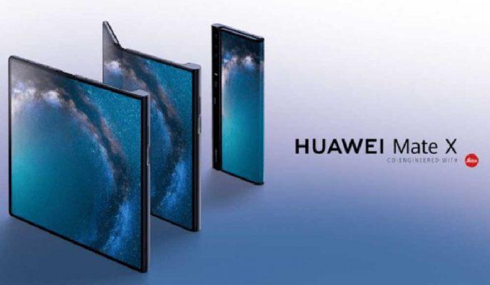Huawei'nin Katlanabilir Telefonu Mate X Çin'de Saniyeler İçerisinde Tükendi