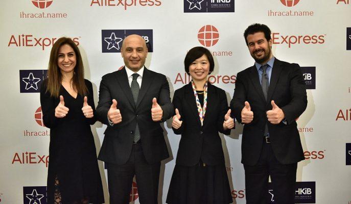 Hazır Giyimcilerin AliExpress ile İmzaladığı Anlaşmayla Türk Ürünleri Dünyaya Ulaşacak