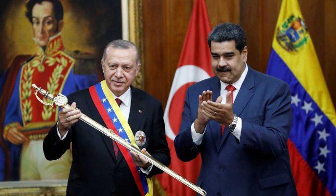 İki Katına Çıkan Euro Tedariki Venezuela'ya Türkiye ve Rusya'dan Gelmiş Olabilir