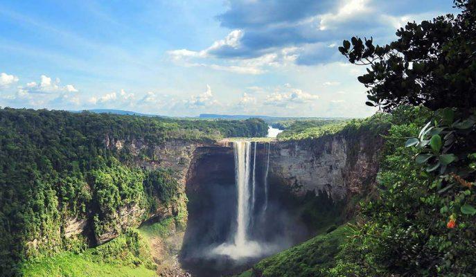 IMF: Güney Amerika Ülkesi Guyana 2020'de %86 Büyüyecek