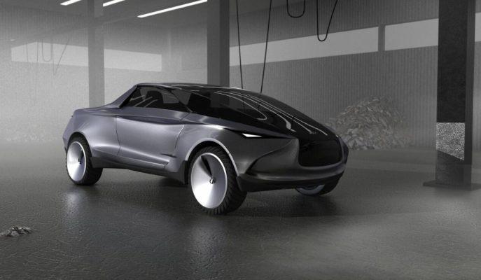 Tesla'nın Cybertruck'ı Ardından Infiniti'ye Daha Güzel Pick-up Yorumu Geldi!