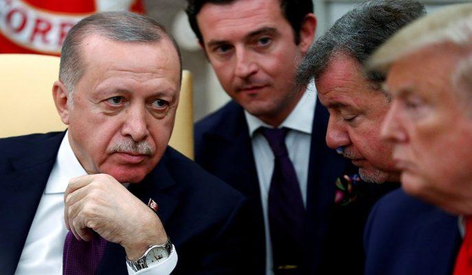 İngiliz Basınından Dikkat Çeken Erdoğan-Trump Dostluğu Yorumu!