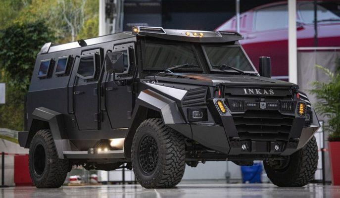 Inkas'ın Yeni Zırhlısı Sentry Civilian Sizi Özel Harekat Biriminde Gibi Gösterecek!