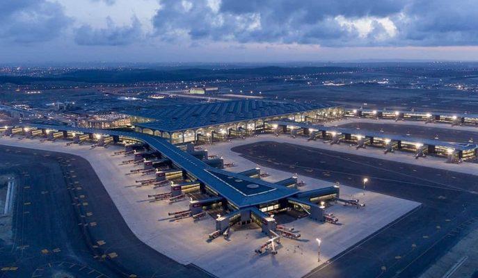 İstanbul Havalimanı Nisan-Ekim 2019'da Günlük 1204 Uçuş Seferi Gerçekleştirdi!
