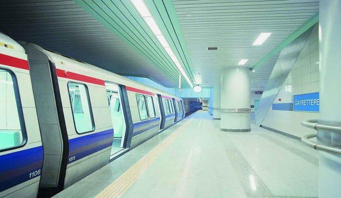 İstanbul Metrosu, AEC Mükemmellik Ödülü'ne Layık Görüldü!