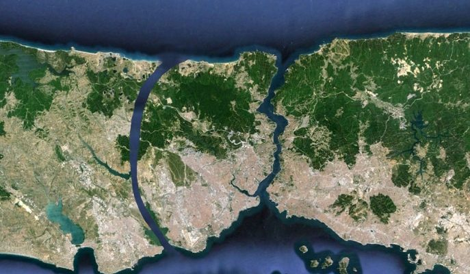 75 Milyar Lira Bedelli Kanal İstanbul'un ÇED Raporuna Son Şekli Veriliyor