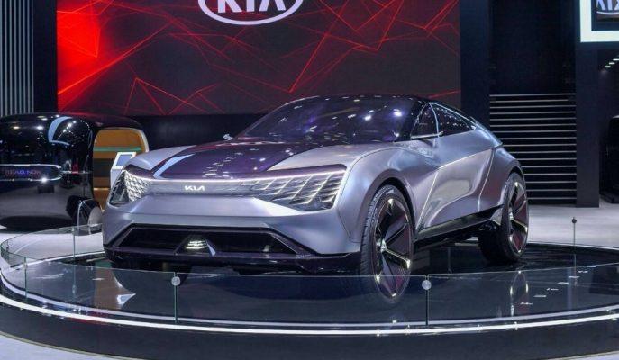Kia Futuron Concept Markanın Seviye 4 Otonomunu Taşıyor!