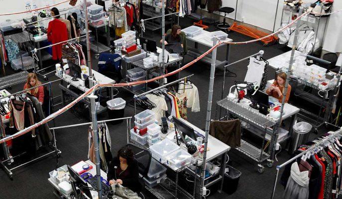 Lüks Mallar Çin'deki Yeni Temel Tüketici Ürünlerine Benziyor