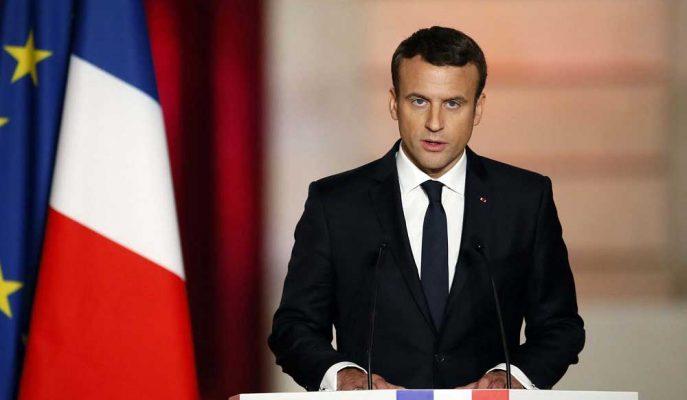 Macron Uyardı: Avrupa Birliği Uçurumun Kenarında Duruyor
