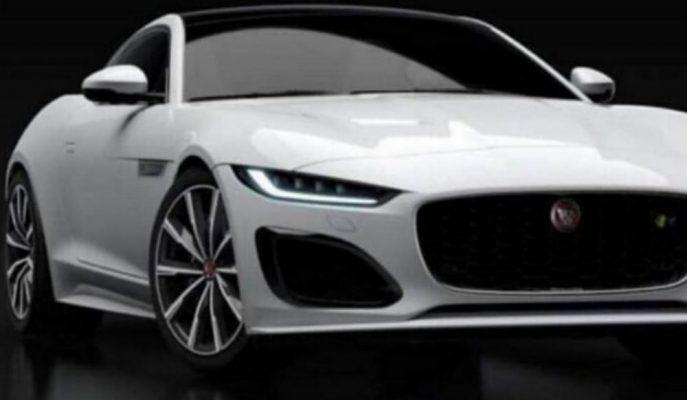 Yeni Jaguar F-Type'nin Son Şekli Tanıtım Öncesinde Gösterildi!