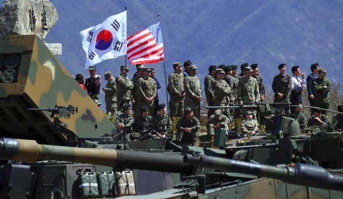 Mark Esper: Güney Kore ABD Birliklerine Daha Fazla Ödeme Yapacak Kadar Zengin