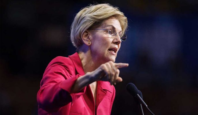 Elizabeth Warren'ın Başkanlığında Piyasalarda Büyük Bir Düzeltme Olacak