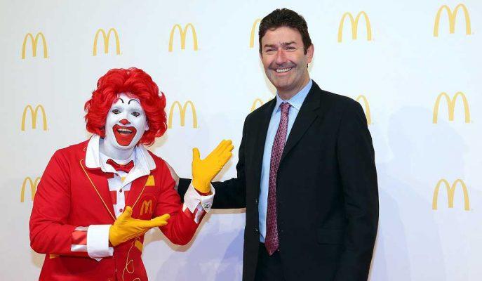 McDonald's Çalışanla İlişki Politikasını İhlal Eden CEO'sunu Kovdu