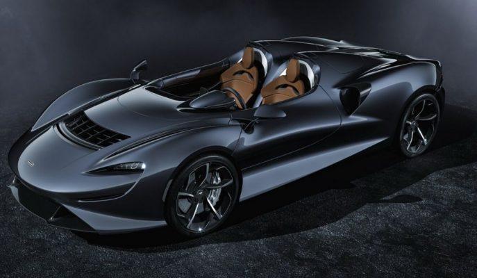 2020 McLaren Elva, İngiliz Markanın En Havalı Roadster'i Olmaya Geliyor!