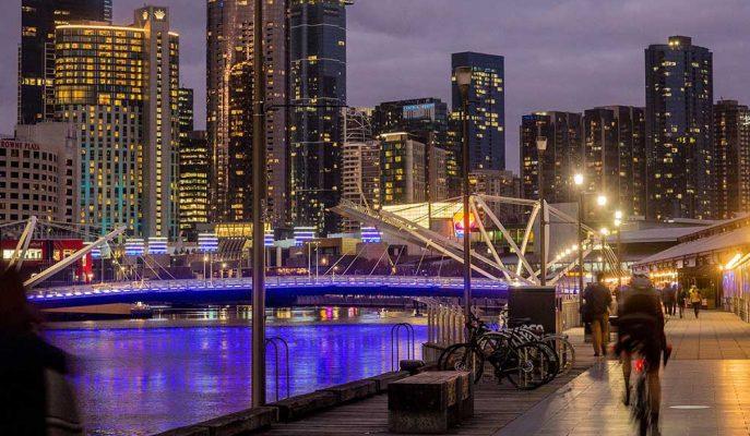 Melbourne Ekonomisi 100 Milyar Doların Üzerine Çıktı