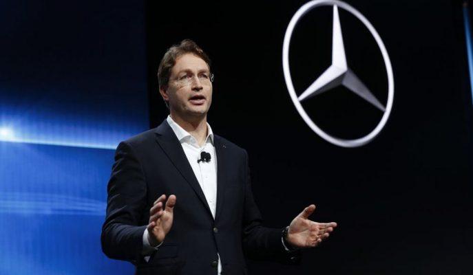Mercedes CEO'su Katı Bir Maliyet Düşürme Programı Hazırlıyor!