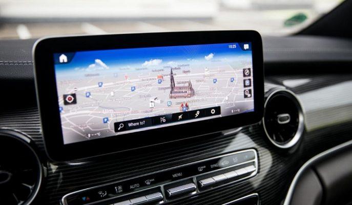 Mercedes,V-Class için de MBUX Bilgi-Eğlence Sistemini Getirdi!